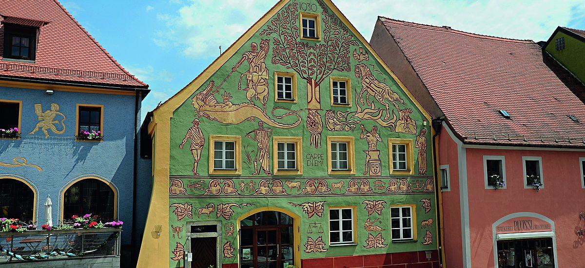 Schmidt-Haus mit Cafe Karl