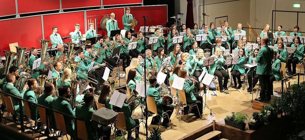 Jugendblaskapelle Nabburg - Konzertorchester